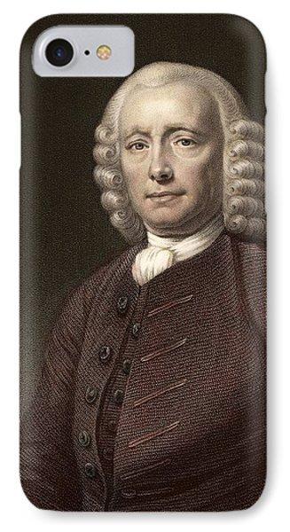 1767 John Harrison & Marine Timekeeper H4 Phone Case by Paul D Stewart