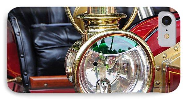 1907 Stanley Steamer - Lantern Phone Case by Kaye Menner