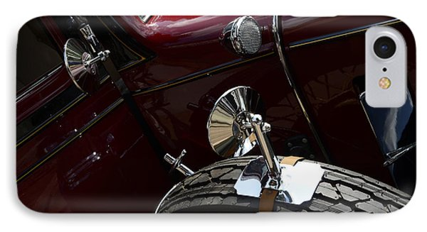 1932 Chevrolet Detail Phone Case by Bob Christopher