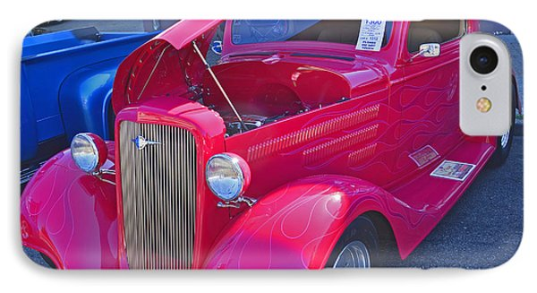 IPhone Case featuring the photograph 1934 Chevy Coupe by Tikvah's Hope