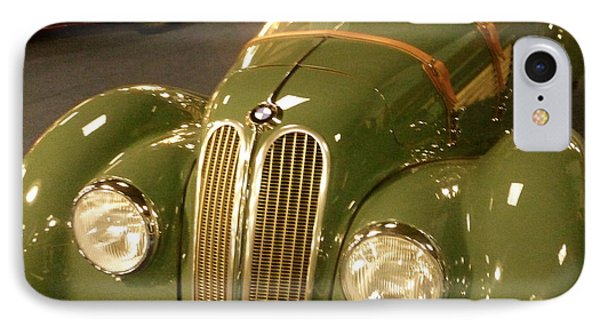 IPhone Case featuring the photograph 1937 Bmw 328 by John Colley