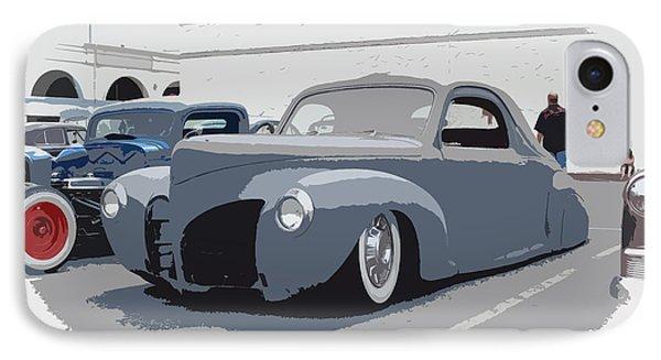 1940 Lincoln Phone Case by Steve McKinzie
