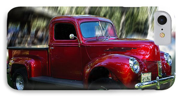 1941 Ford Truck Phone Case by Peter Piatt