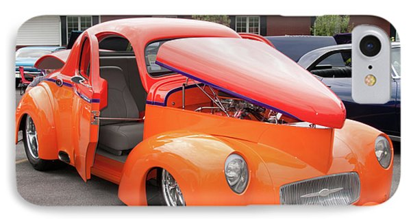 1941 Willys Coupe 7774 Phone Case by Guy Whiteley
