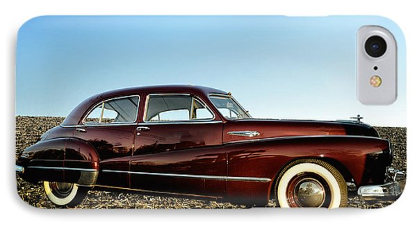 1948 Buick Eight Super Phone Case by Bill Cannon