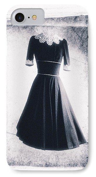 1950s Dress Phone Case by David Ridley