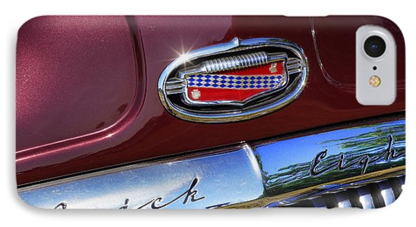 IPhone Case featuring the photograph 1951 Buick Eight by Gordon Dean II
