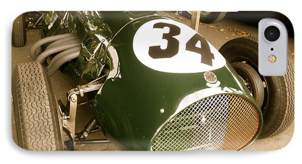 1952 Cooper Bristol Mk1 T20 IPhone Case by John Colley