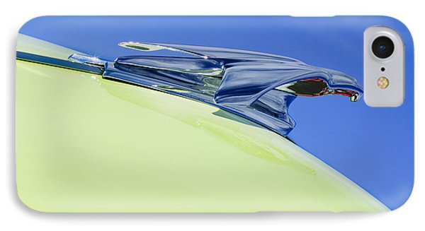 1953 Chevrolet Pickup Hood Ornament Phone Case by Jill Reger