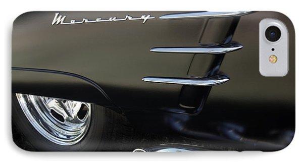 1953 Mercury Monterey Phone Case by Peter Piatt