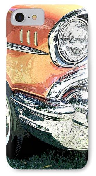 1957 Chevy Phone Case by Steve McKinzie