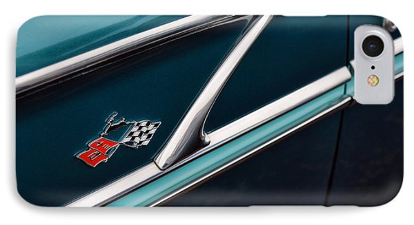 IPhone Case featuring the photograph 1958 Chevrolet Bel Air by Gordon Dean II