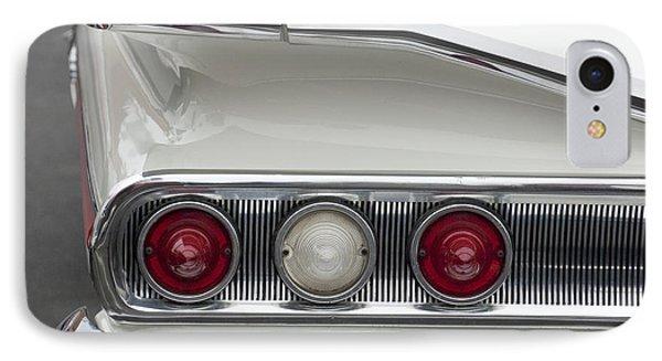 1960 Chevrolet Impala Tail Lights Phone Case by Jill Reger