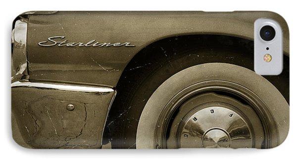 1961 Ford Starliner Phone Case by Gordon Dean II