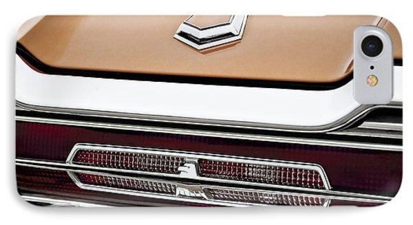 1966 Ford Thunderbird Phone Case by Gordon Dean II