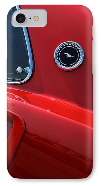 1969 Ford Mustang Mach 1 IPhone Case by Gordon Dean II