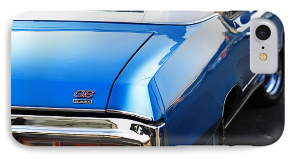 IPhone Case featuring the photograph 1971 Buick Gs by Gordon Dean II