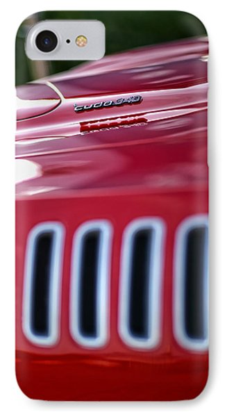 1971 Plymouth 'cuda 340 Phone Case by Gordon Dean II