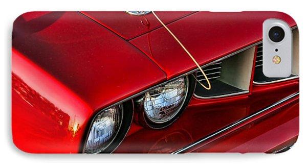 1971 Plymouth Hemi 'cuda Phone Case by Gordon Dean II