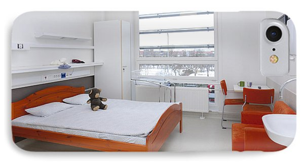 Accommodation For Patients And Families Phone Case by Jaak Nilson