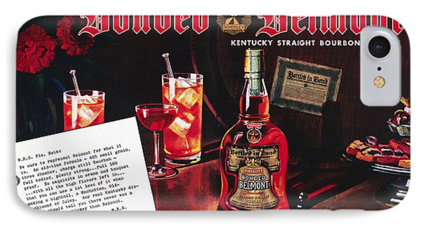 American Whiskey Ad, 1938 Phone Case by Granger