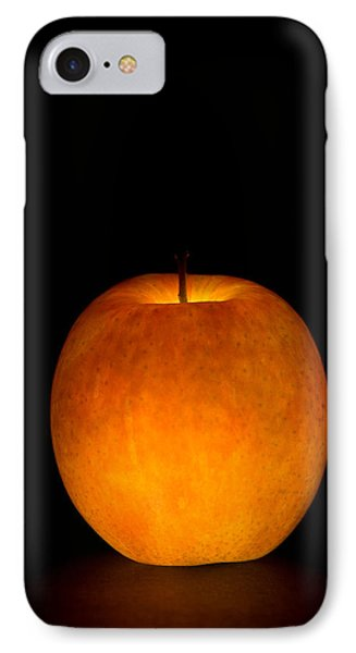IPhone Case featuring the photograph Apple by Michael Dorn
