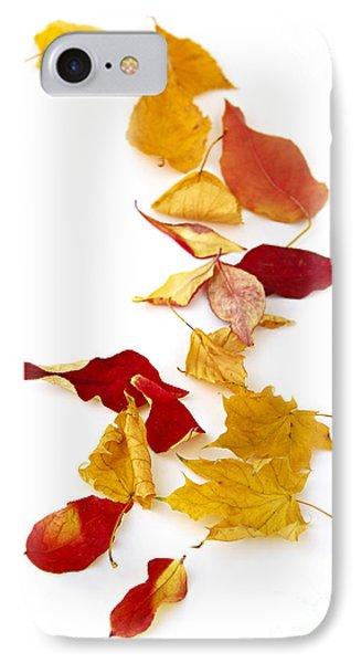Autumn Leaves Phone Case by Elena Elisseeva