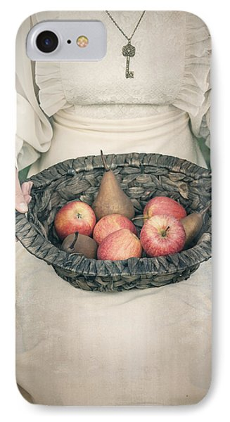 Basket With Fruits Phone Case by Joana Kruse