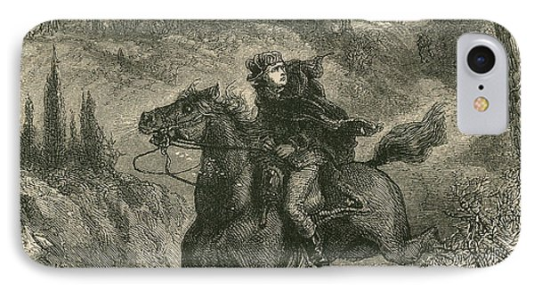 Benedict Arnold, American Traitor Phone Case by Photo Researchers