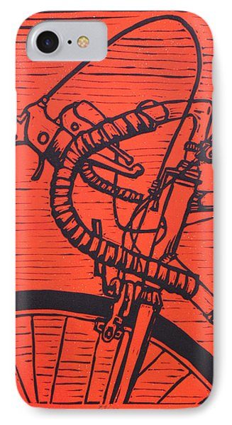Bike 2 Phone Case by William Cauthern