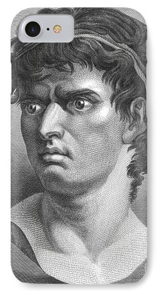 Brutus, Roman Politician Phone Case by Photo Researchers