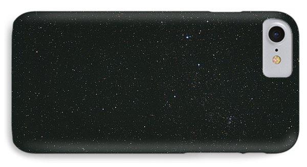 Cassiopeia Constellation Phone Case by John Sanford