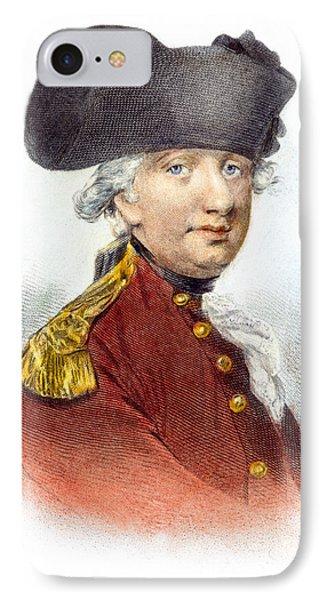 Charles Cornwallis IPhone Case