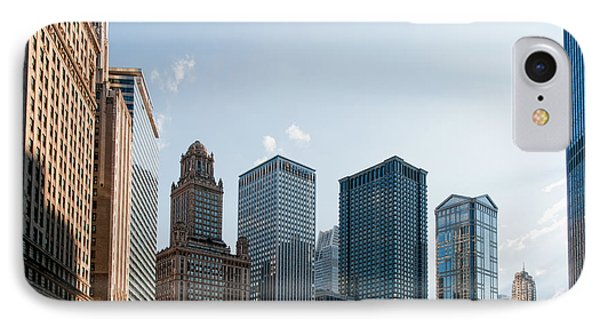 Chicago City Center IPhone Case by Carol Ailles