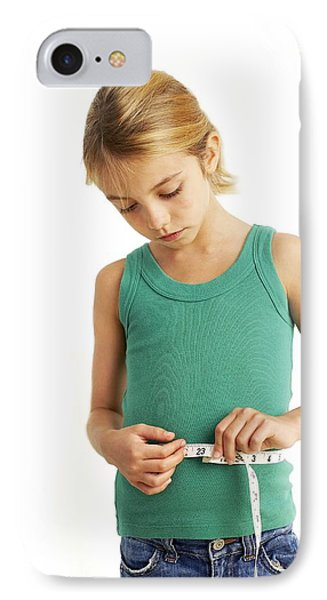 Childhood Dieting IPhone Case by Ian Boddy
