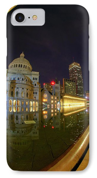Christian Science Center-boston Phone Case by Joann Vitali