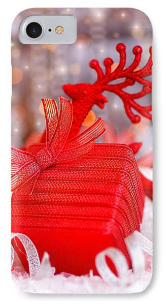 Christmas Gift Phone Case by Anna Om