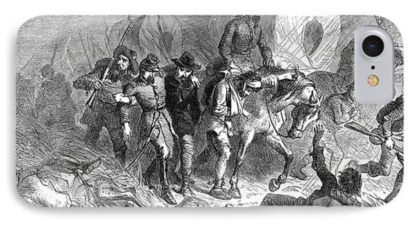 Civil War: Shiloh, 1862 Phone Case by Granger