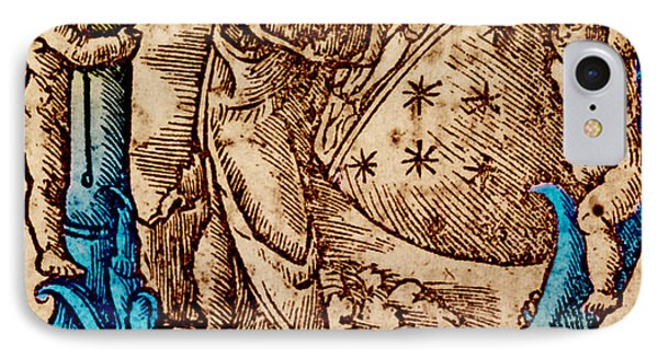 Creation, Giunta Pontificale, 1520 Phone Case by Science Source
