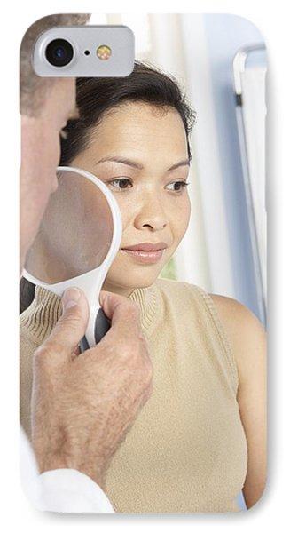 dermatological examination