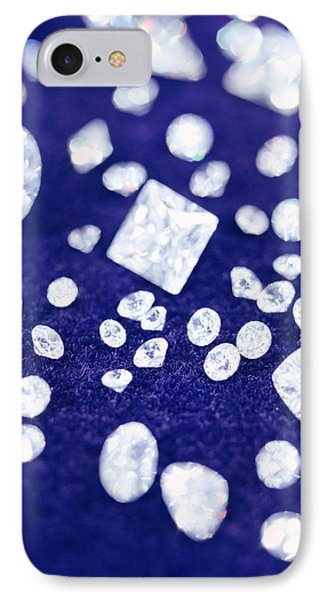 Diamonds Phone Case by Lawrence Lawry