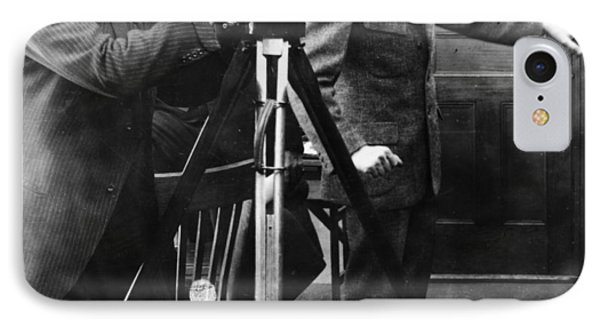 D.w. Griffith (1875-1948) Phone Case by Granger