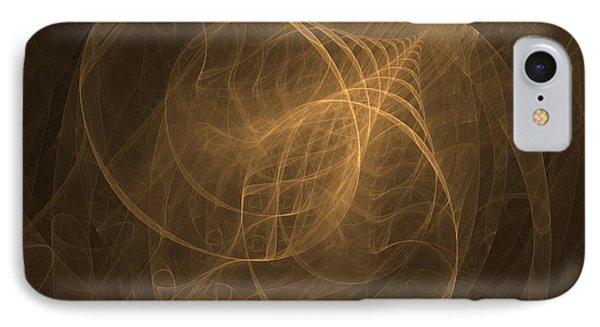 Fractal Image Phone Case by Ted Kinsman