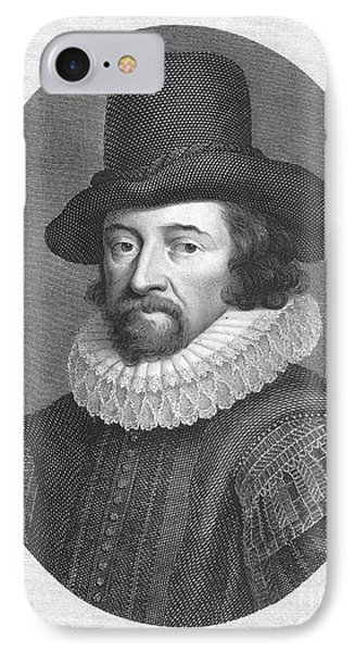 Francis Bacon (1561-1626) Phone Case by Granger