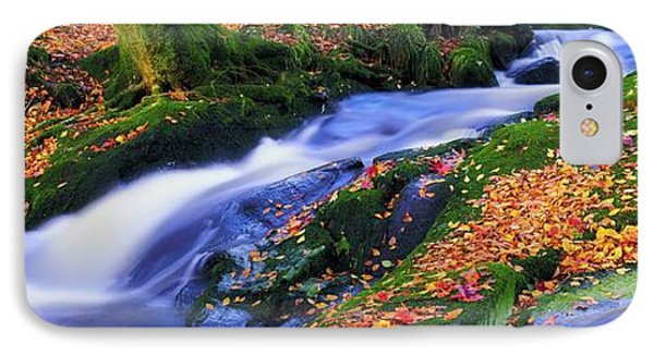 Glenmacnass Waterfall, Co Wicklow Phone Case by The Irish Image Collection