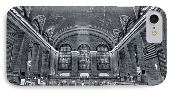 Grand Central Station Phone Case by Susan Candelario