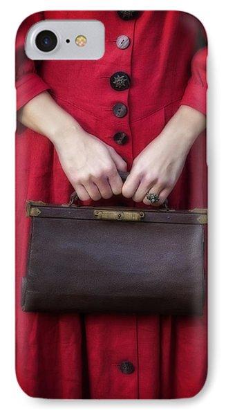 Handbag Phone Case by Joana Kruse