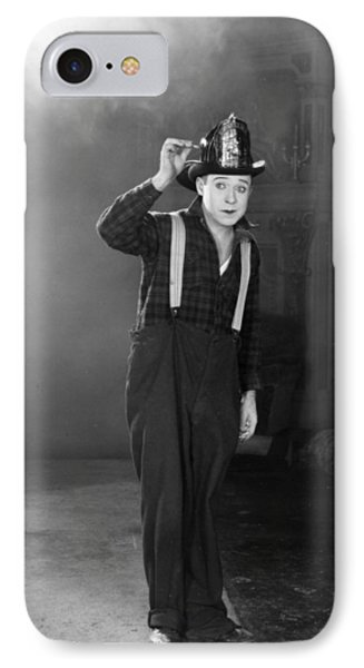 Harry Philmore Langdon Phone Case by Granger