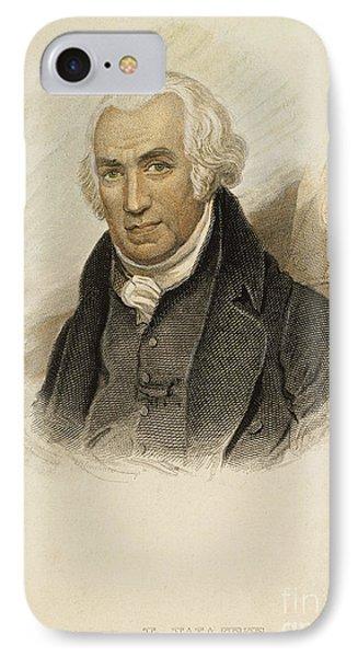 James Watt (1736-1819) Phone Case by Granger