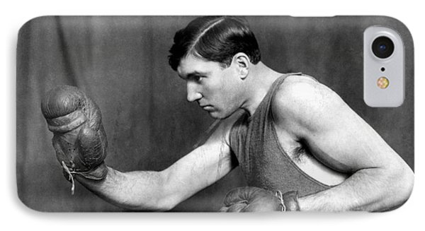 Jess Willard (1883-1968) Phone Case by Granger